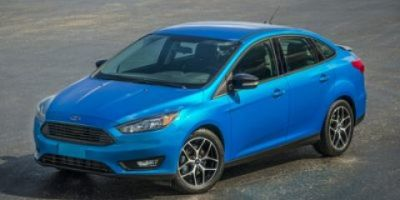 2018 Ford Focus SE (Shd Black)