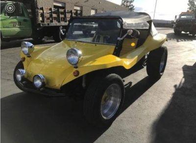 1961 MANX STYLE VW BUGGY