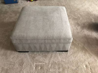Mint Condition Ottoman