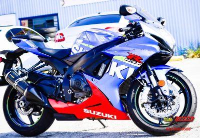 2016 Suzuki GSX-R600 SuperSport Motorcycles Houston, TX