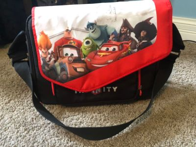Disney Infiniti video game carrier