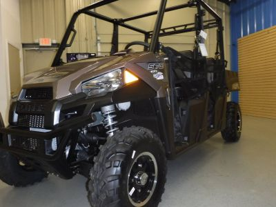 2019 Polaris Ranger Crew 570-4 EPS Side x Side Utility Vehicles Hermitage, PA