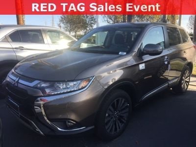 2019 Mitsubishi Outlander SE (Brown Metallic)