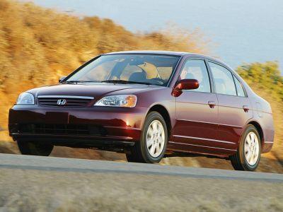 2003 Honda Civic LX ()