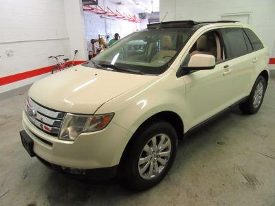 2007 Ford Edge SEL Plus (White)