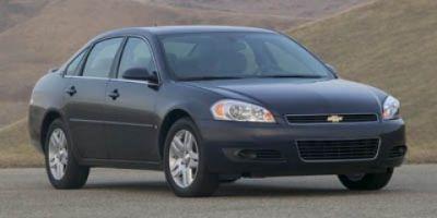 2007 Chevrolet Impala LTZ (Imperial Blue Metallic)
