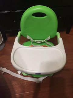 Chicco booster seat foldable