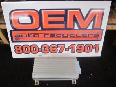 Sell 03-06-Cadillac CTS Factory Amplifier Stereo 25745128 motorcycle in Bluffton, Ohio, United States, for US $80.00