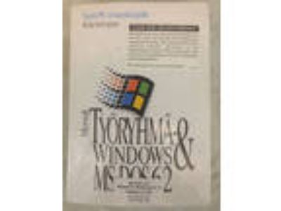 Finnish Microsoft Windows for Workgroups 3.11 & MS-DOS 6.21