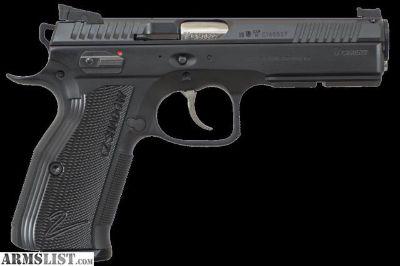 For Sale: CZ ACCU SHADOW 2 9MM CZ CUSTOM SHOP GUN NIB