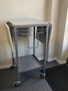 Rolling Utility Table