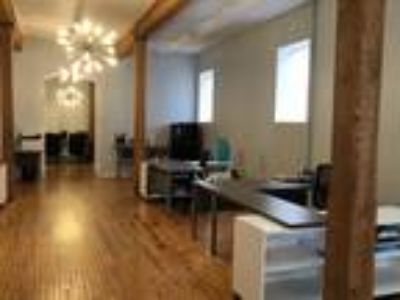 Coworking / shared office space available in prime location in Historic Down...