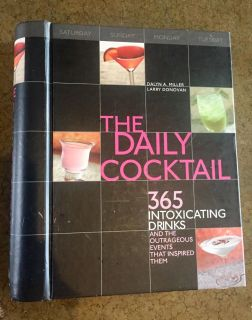 The Daily Cocktail Book