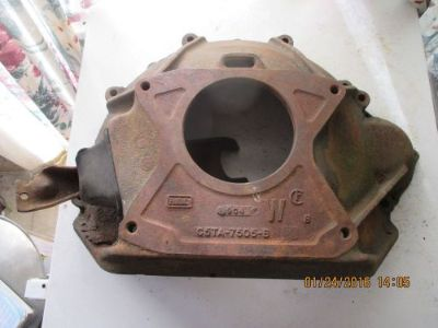 Buy FORD MUSTANG truck 360 390 428 etc FE 4 SPEED BELL HOUSING motorcycle in Gardner, Massachusetts, United States, for US $99.99