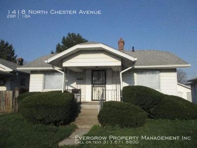 Single-family home Rental - 1418 North Chester Avenue