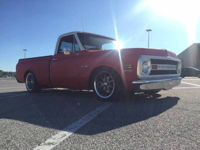 1970 Chevy C-10 Shortbed