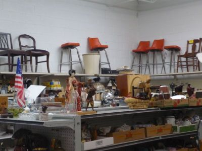 Antique and Vintage Store Liquidation..