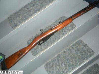 For Sale: 1945 Mosin Nagant Carbine