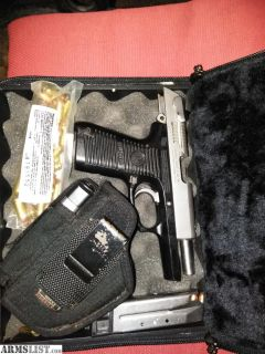 For Sale: 9mm Ruger p95dc