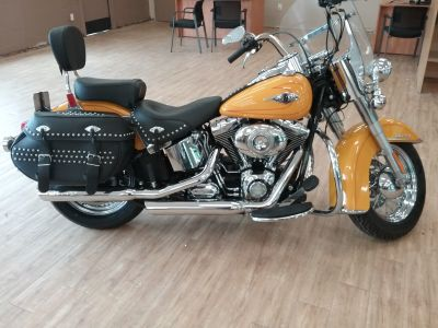 2011 Harley-Davidson HERITAGE SOFTAIL CLASSIC