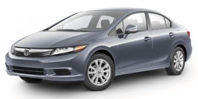 2012 Honda Civic EX-L (Black)