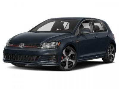 2018 Volkswagen Golf Gti Autobahn (Tornado Red)