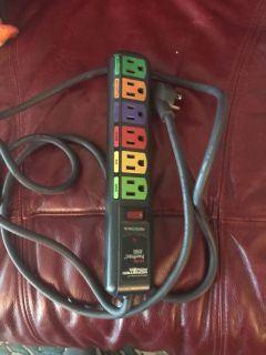 Monster power protect surge protector