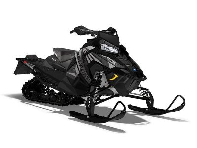 2017 Polaris 800 Switchback Assault 144 SnowCheck Select Trail Sport Snowmobiles Union Grove, WI