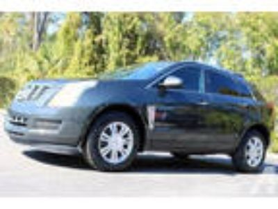 2014 Cadillac SRX Luxury Collection Luxury Collection 4dr SUV