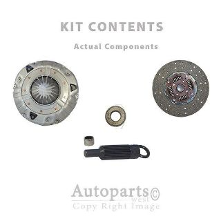 Purchase VALEO CLUTCH KIT 52802207 '75-82 CHEVROLET CORVETTE CAMARO FIREBIRD EL CAMIN motorcycle in Gardena, California, US, for US $149.95