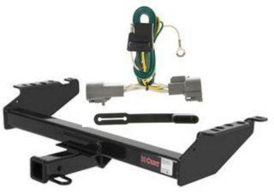 Sell Curt Class 4 Trailer Hitch & Wiring for 1987-1988 Ford Bronco motorcycle in Greenville, Wisconsin, US, for US $180.76