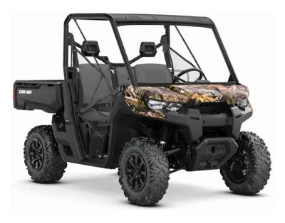 2019 Can-Am Defender DPS HD8 Side x Side Utility Vehicles Keokuk, IA