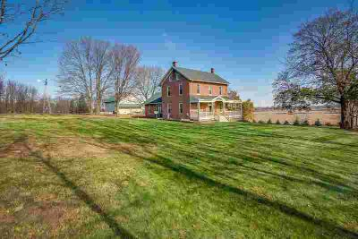 22731 County Road 30 Goshen, This beautiful farm house is
