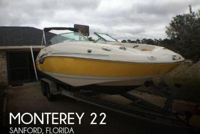 2006 Monterey 233 Explorer