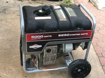 Generator 5000 watts