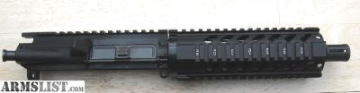 For Sale: AR-15 Pistol Upper .300 Blackout Blk 9 with Dies Bullets Primers Cases Powder
