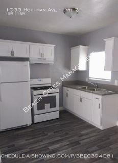 Beautifully Remodeled One Bedroom Apartment!