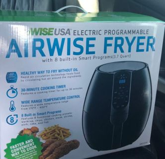 Air fryer. New in box.