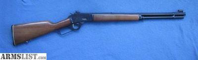 For Sale: Marlin 1894 .44 Magnum lever gun, Lyman rear sight, JM marked barrel