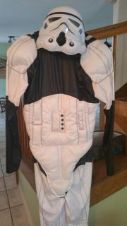 Storm Trooper costume ***Adult***Star Wars