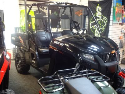 2017 Arctic Cat HDX 700 XT EPS Side x Side Utility Vehicles Zulu, IN