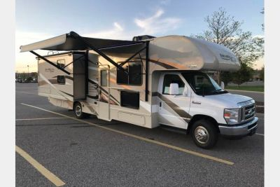 2017 Thor Motor Coach Freedom Elite 30FE