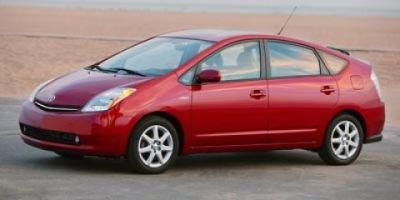 2008 Toyota Prius Base (Silver)