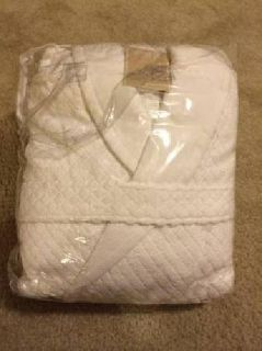 $10 NEW White Bathrobe