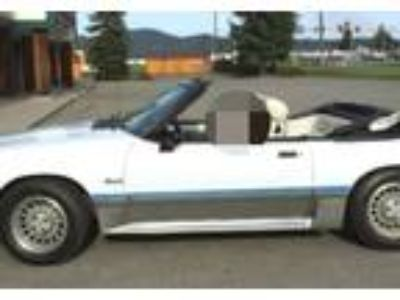 1989 Ford Mustang American Classic in Coeur dAlene, ID