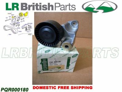 Sell LAND ROVER TENSIONER PULLEY RANGE ROVER 2003 TO 2005 OEM NEW PQR000180 motorcycle in Miami, Florida, United States, for US $145.00