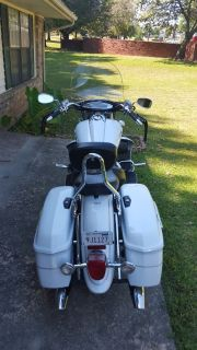 2006 Yamaha Royal star touring bike 1300
