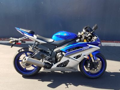2015 Yamaha YZF-R6 Sport Motorcycles Chula Vista, CA