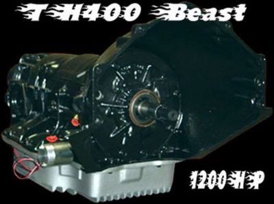 Buy TH400 BEAST Transmission W/Brake 1200+HP motorcycle in Land O' Lakes, Florida, United States, for US $2,950.00