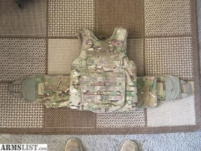 For Sale: Multicam IOTV